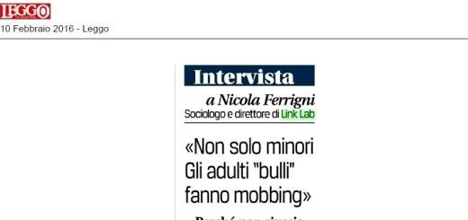 Leggo Bullismo 2